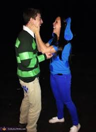 Hysterical Halloween Costumes 25 Blues Clues Costume Ideas Couple