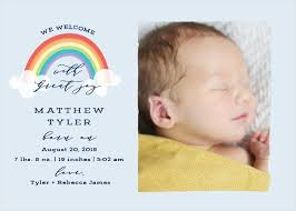 birth announcement baby boy birth announcements photo and no photo announcements
