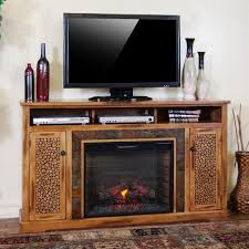 Oak Corner Fireplace by Corner Electric Fireplace Tv Stand Oak Home Fireplaces Firepits