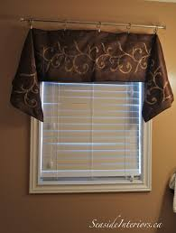 Horse Kitchen Curtains Using A Table Runner For A Valance Great Idea Home Decor