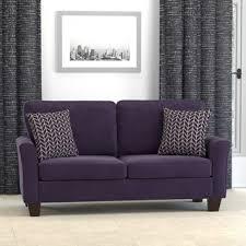 Handy Living Sofa Handy Living Redmond Spring Green Velvet Sofast Compact Sofa