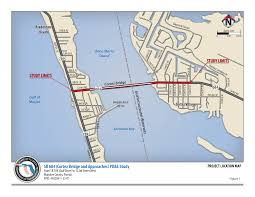 Map Southwest Florida by Cortez Bridge Pd U0026e Study
