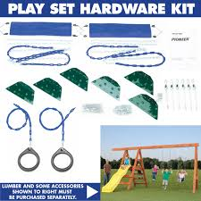 swing set kits u0026 accessories at ace hardware