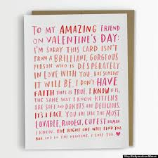 best valentines cards 17 awesome s day cards for every bff in your huffpost