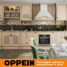 modulare k che oppein holzmaserung massivholz modulare küche möbel op12 l001