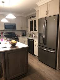 is it ok to mix stainless and white appliances slate finish appliances mixed with stainless do or don t