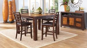 affordable counter height dining room sets rooms to go furniture
