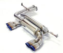e46 bmw performance exhaust mxp e46 m3 exhaust rear section