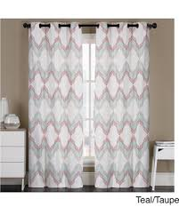 Curtain Pair Amazing Shopping Savings Vcny Serena Blackout Window Curtain