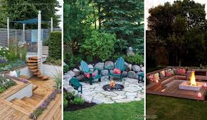 Impressive Sunken Design Ideas For Your Garden And Yard - Designing your backyard