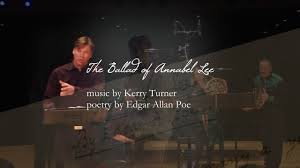 annabel lee by edgar allan poe the ballad of annabel lee youtube