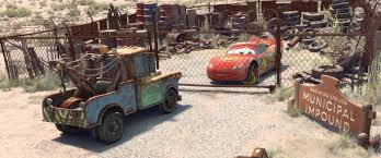 World Falcon Auto Salvage by Tow Mater World Of Cars Wiki Fandom Powered By Wikia