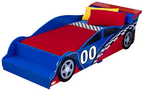 pixel race car racecar toddler bed 109