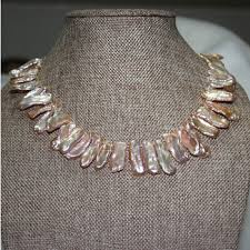 choker style pearl necklace images Cheap keshi necklace find keshi necklace deals on line at jpg