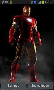 iron man 3 live wallpaper hd 1mobile com