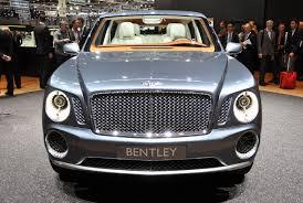 suv bentley 2014 bentley suv interior top auto magazine