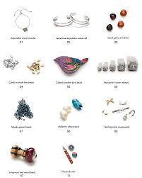 october 2017 resource guide facet jewelry making