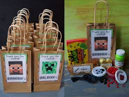 minecraft party minecraft party with free printables