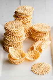 pizzelles saving room for dessert