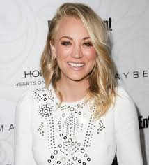 why kaley cucoo cut her hair you ve got to see what kaley cuoco looks like with silver hair