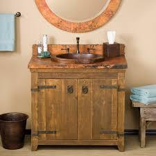 42 Inch Vanity Base Americana Rustic Bathroom Vanity Bases Native Trails Bathroom