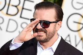 ricky gervais best jokes at the golden globes vanity fair