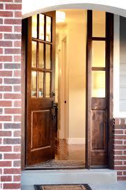front door impressive knotty alder front door for house ideas