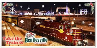 christmas lights train ride ride the north shore scenic railroad duluth mn