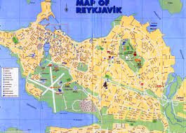 Iceland Map World Large Reykjavik Maps For Free Download And Print High Resolution