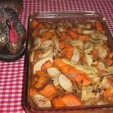 baked yam and potato casserole recipe allrecipes