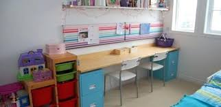 Diy Kid Desk Diy Desks Pallet Desk Pallet Furniture Intended For