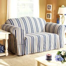Sure Fit T Cushion Sofa Cover Sure Fit Slipcover Loveseat 3 Piece Slipcovers For T Cushion Sofas