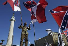New Orleans Flag Tensions Rise As New Orleans Prepares To Topple Confederate