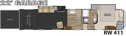 Toy Hauler Floor Plans Road Warrior Heartland Rvs