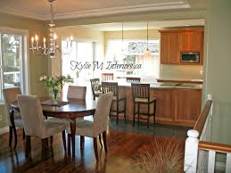 Kitchen Dining Room Remodel by Open Kitchen Wall To Dining Room Alliancemv Com