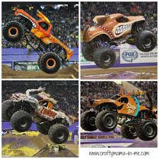 monster jam dog truck monster jam comes to bangor me ticket giveaway crafty mama in me
