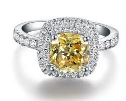 aliexpress buy gents rings new design yellow gold 1 carat white gold 14k yellow fascinating simulate diamond