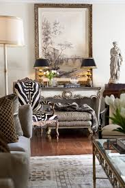 classic with the surprise zebra upholstery ebanista home