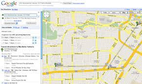 Google Maps Walking Directions Houston Now On Google Transit Houston Tomorrow