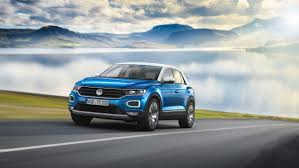 new volkswagen sports car new vw t roc squeezes into the cuv segment official info and specs