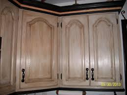 cabinet doors with one coat of anne sloan paris gray one coat