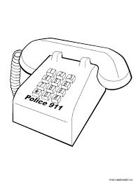 89 ideas coloring telephone emergingartspdx