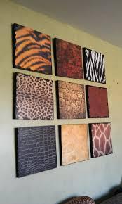 Zebra Print Room Decor Leopard Wall Decor Eldesignr Com