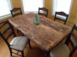 Rustic Pine Dining Tables Chair Hand Made Pine Dining Table And Ladder Back Chairs By Philip