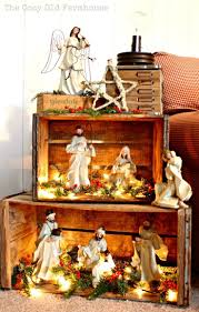 23 best nativity scenes images on pinterest nativity sets