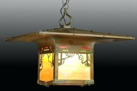 Arts Crafts Lighting Fixtures Awesome Mission Style Lighting And Crafts Light Fixtures Vintage