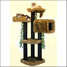 cat condo luxury cat towers by incrediblecat on etsy accessories