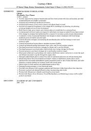planner resume merchandise planner and buyer resume wedding