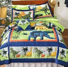 Dinosaur Comforter Full Dinosaurs Bed Quilt Bedding Set Full Double Size Braden U0027s Inside