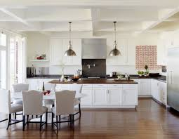 Kitchen Open To Dining Room by White Kitchen And Dining Room Open Concept Ideas On Pinterest